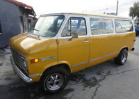 1971-1977 Chevy/ GMC Van for Parts