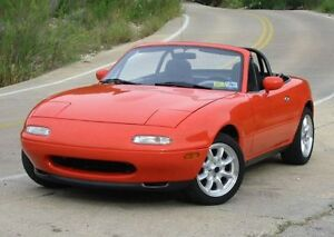 WANTED: 1996 Mazda MX-5 Miata Convertible