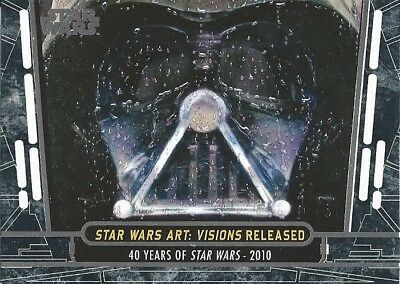Star Wars Topps 40th Anniversary Base Set 1-200 Cards ALL MINT in PLASTIC