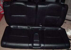 Acura RSX Type S back leather seats