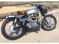 Royal Enfield 350 Bullet Trials Bike