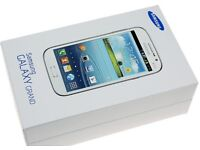 SAMSUNG GALAXY GRAND UNLOCKED BRAND NEW BOX WARRANTY &