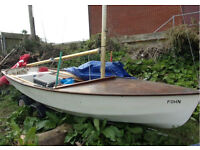 For Sale, Wayfarer 14ft Dingy