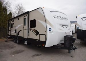 2018 Cougar 1/2 Ton TT - Travel Trailers Lightweight 29RLDWE
