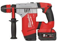 MILWAUKEE M18 FUEL™ BRUSHLESS 28MM 4 MODE HIGH PERFORMANCE SDS DRILL (BODY ONLY)