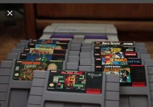 LTB anything snes. Games, systems and accessories