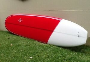 Longboard Surfboard Bennett Noserider 9'6 Malibu As New. Avalon Pittwater Area Preview