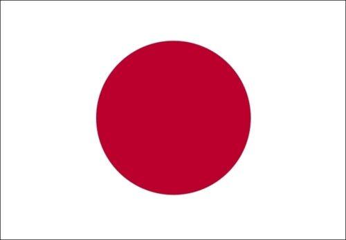 JAPAN LARGE FLAG 8 X 5 FEET flags Japanese Tokyo Nagasaki