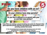 ARE YOU TRYING TO WORK OUT THE BEST WAY TO PARENT YOUR CHILD WITH AN EX? NEW TV SHOW...