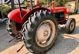 Massey furguson vintage tractor 1961