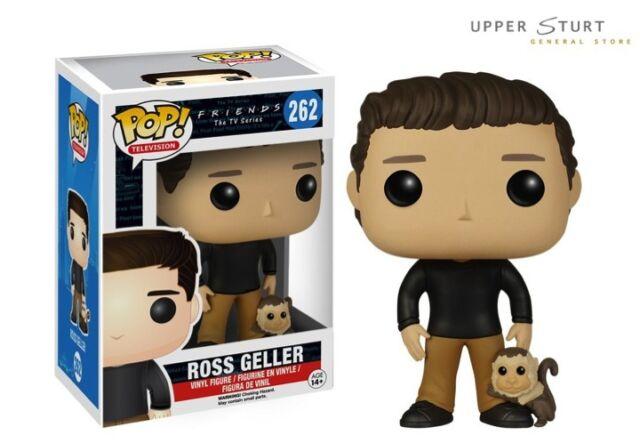 Pop! TV: Friends - Ross Geller Funko Pop Vinyl FAST 'N FREE DELIVERY