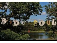 1 campervan ticket for body and soul festival