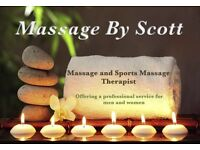 Massage and Sports Massage Therapist