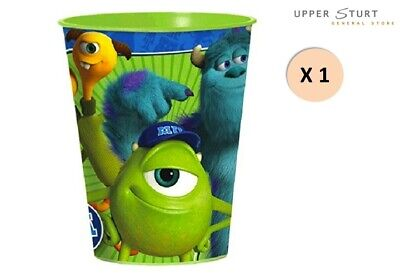 Monsters University Plastic Favour Cup 1 Piece Favour Birthday Party Supplies ()