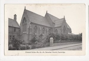 St-Barnabas-Church-Cambridge-1910-Postcard-267a