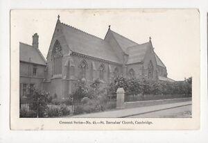 St-Barnabas-Church-Cambridge-1910-Postcard-267a