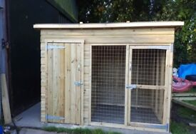 Dog Kennel brand new made to order