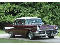 1957 Chevrolet 210 (Belair style)