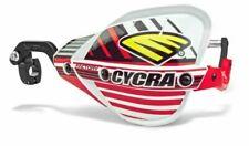 Weiß//Schwarz Cycra Handschalen Ultra Probend CRM für 22.2 mm Lenker