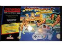 WANTED Super Nintendo games