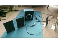 Packard Bell FPS100 nxt flat panel speakers