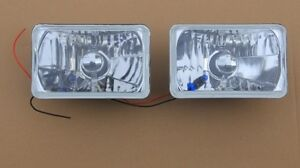 H4 Semi Sealed Hi/Lo Beam Outer Lights for Toyota Landcruiser 61 62 80 series