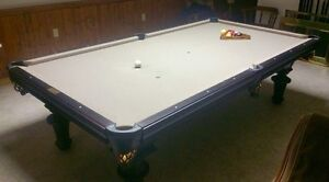 1996 Olhausen Billiards Table including Accessories