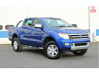 Ford Ranger 3.2 TDCi 4x4 Double Cab Limited