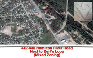 For Sale: Land on Hamilton River Road, Happy Valley Goose Bay