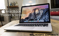 MacBook Services and Repairs - SILICON DIRECT