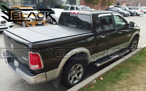 DODGE RAM PICKUP: Hard Tri-fold Cover | Solid Tonneau Cover
