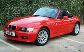 image for 1998 BMW Z SERIES Z3 ROADSTER 1.9 Z3 ROADSTER 2DR Convertible Petrol Manual