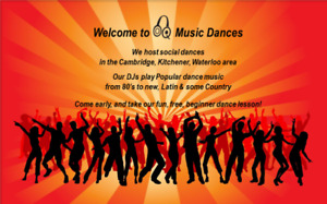 Friday Night Dance Party with Q Music Dances in Kitchener (BR)