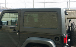 Jeep Wrangler freedom hard top