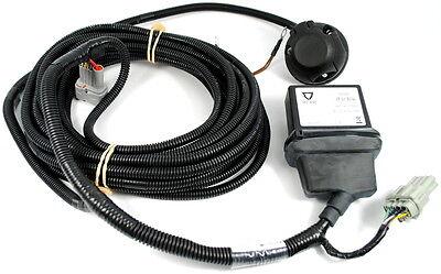 Nissan Navara NP300 D23 Tow Bar Wiring Kit 7 Pin Single Elec Genuine KE5054K01A