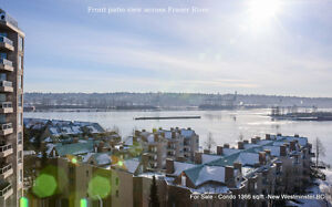 Condo 1204 - 1235 Quayside Drive, New Westminster - MLS by Owner