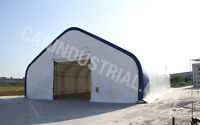 Portable Fabric Buildings Winter Sale On Now - Storage Tents
