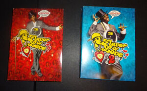 Flavor of Love: Season 1 and 2 DVD Sets