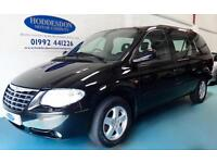 2007 07 CHRYSLER GRAND VOYAGER 2.8 CRD EXECUTIVE 5D AUTO 151 BHP DIESEL