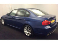 2011 BMW 320D 2.0 TD M-SPORT GOOD / BAD CREDIT CAR FINANCE AVAILABLE