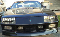 ## Ultra LOW KM.-Show car-1985 Camaro Z28 - pampered ##