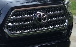 2017 TRD Sport Tacoma Grille
