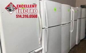 Grand liquidation d'electromenager, refrigerateur