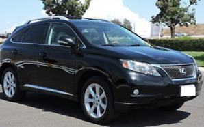 Lexus RX 350 2012 Ultra Premium, Nav, Mint Condition