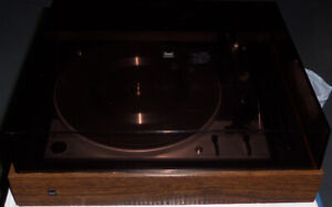 Dual 1225 turn table, record player
