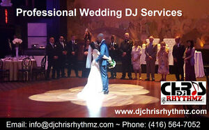 ★★★ Professional DJ Services for Weddings ★★★ Oakville / Halton Region Toronto (GTA) image 1