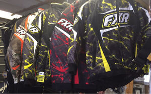 KIDS FXR JACKETS AND PANTS 25%OFF