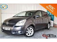 2007 57 TOYOTA COROLLA 1.8 VERSO SR VVT-I 5D AUTO 128 BHP! P/X WELCOME! 2 OWNERS