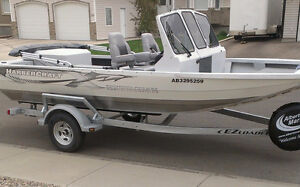 Used 2012 Harbercraft 1875 Extreme Shallow