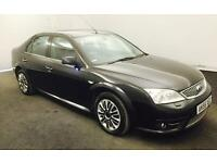 FORD MONDEO 2.2TDCi ST [2006] BLACK..SERVICE HISTORY..LOOKS+DRIVES GOOD
